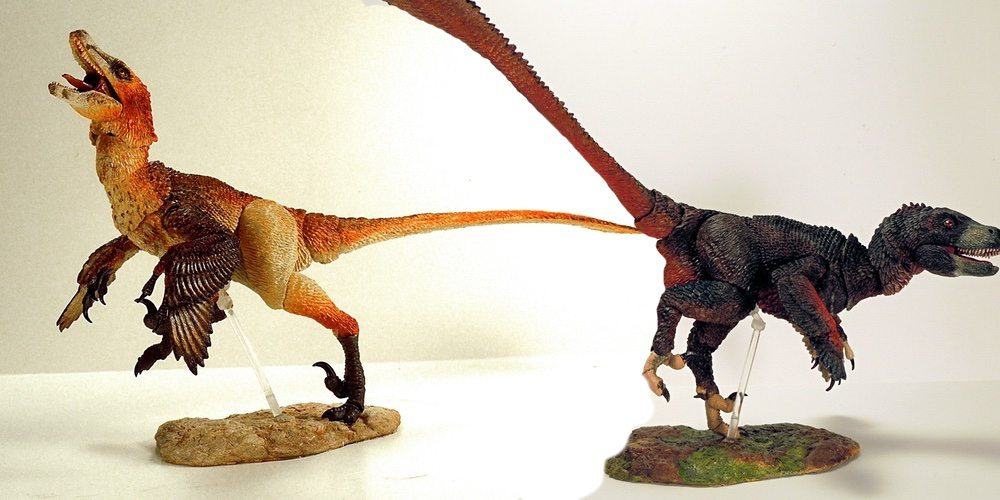 Kickstarter Alert: Beasts of the Mesozoic Gives You the Feathered Dino Toys You Crave