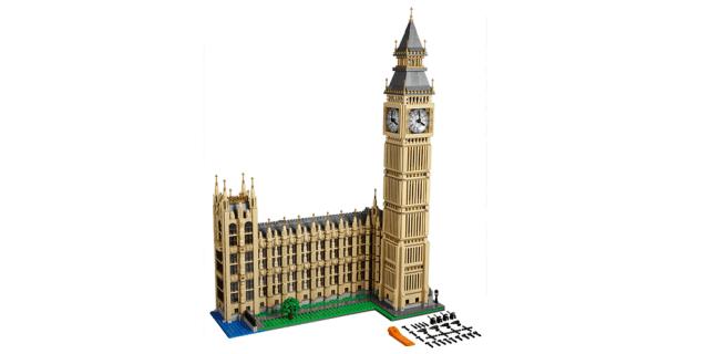 Big Ben LEGO 2