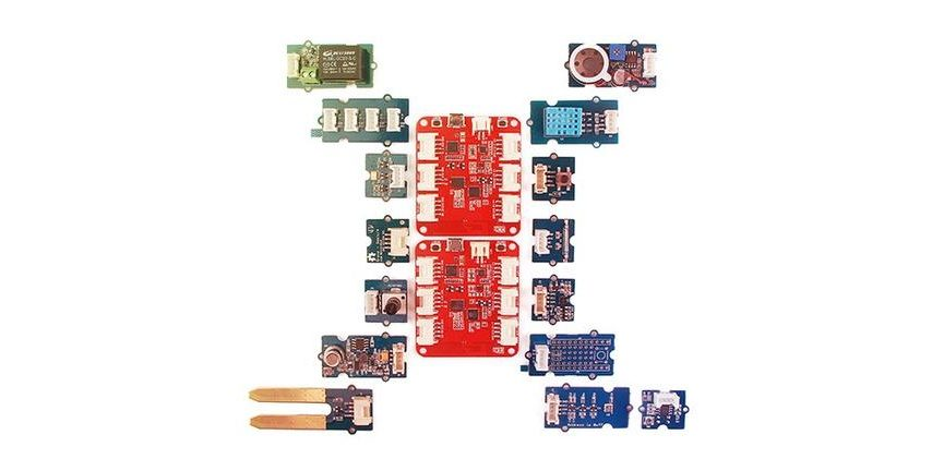 Complete Wio Link Kit2