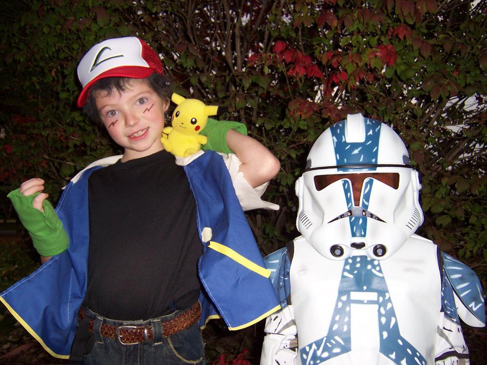 Connor Pokemon Hat Halloween