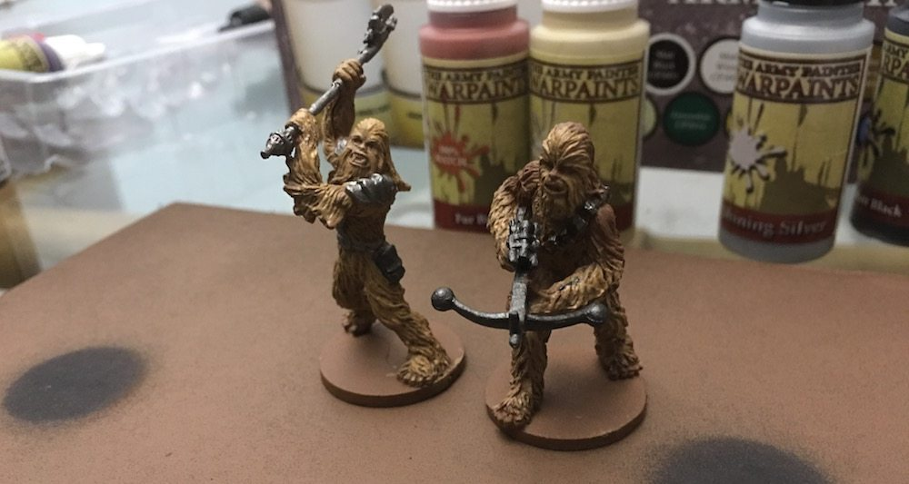 Imperial Assault Wookiees