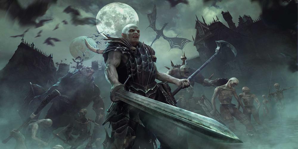 Manfred Von Karstein one of the many Generals in Total War: Warhammer
