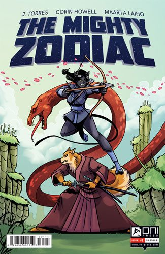 The Mighty Zodiac 1
