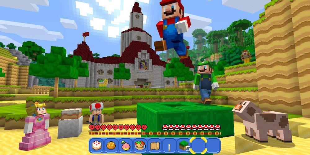 Super Mario Mash-Up Pack