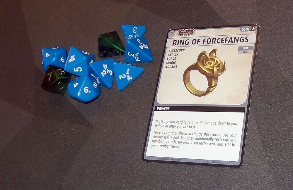 PACG Ring of Forcefangs