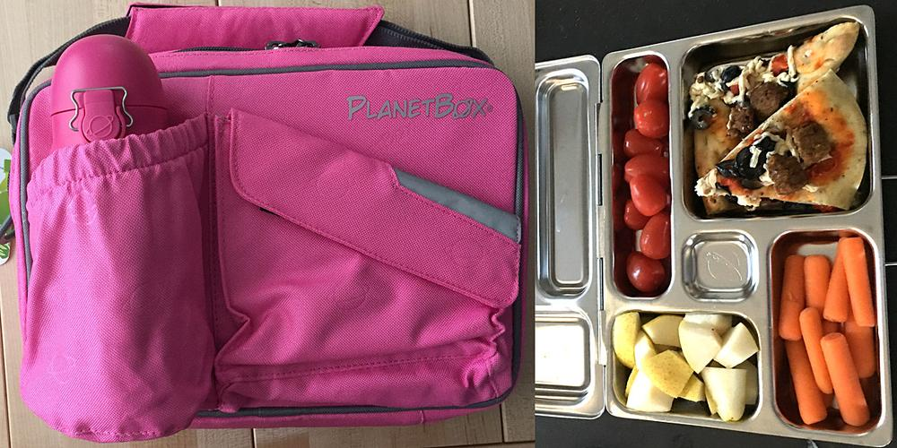 My First Lunchbox: PlanetBox Review