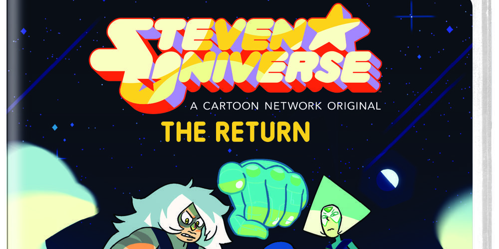 'Steven Universe: The Return' DVD Offers Deeper Look at Crystal Gems