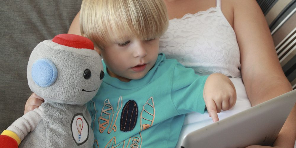 TROBO Brings Cuddling and STEM to the Screen-Time Generation