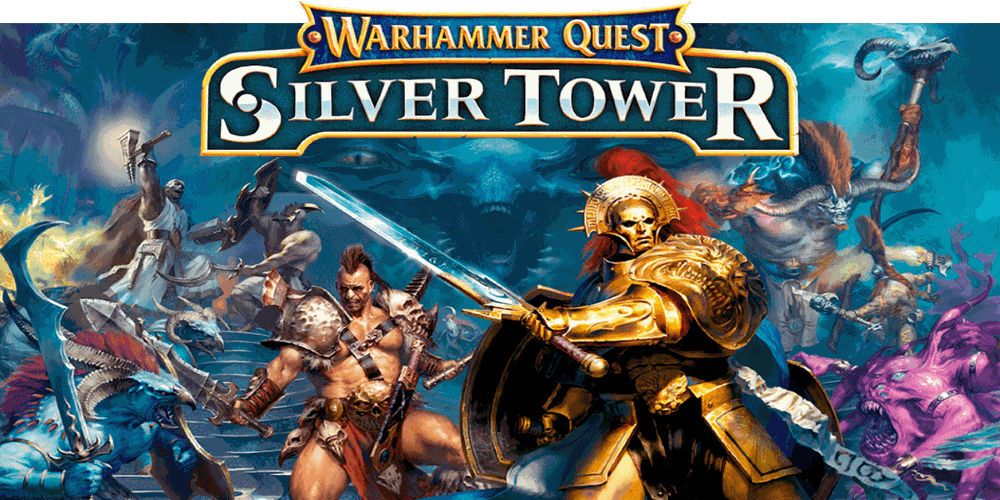 Boardgame Review: 'Warhammer Quest: Silver Tower'