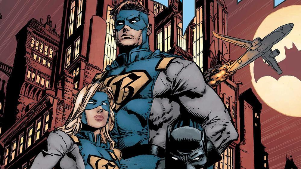 DC Rebirth This Week – Hail to the Bat