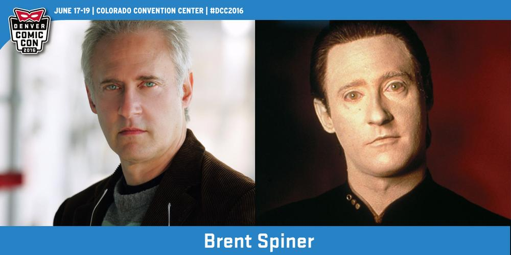 Brent Spiner Is Coming to DCC'16: Begin Subvocal Oscillations!