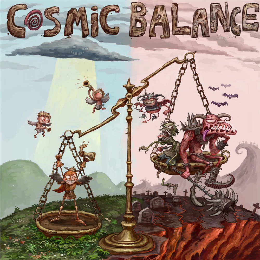 Cosmic Balance cover