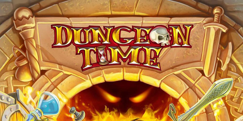 Kickstarter Tabletop Alert: Ready, Set, 'Dungeon Time'!