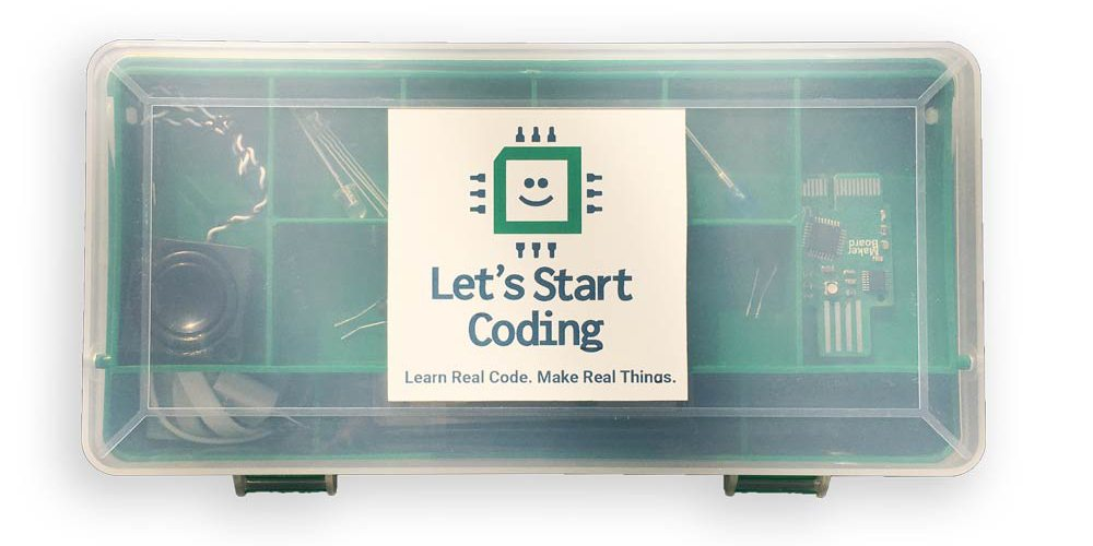 Let's Start Coding: The Next Step in Maker Education
