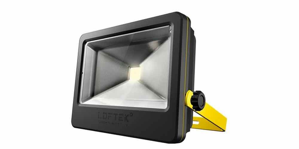 Gadget Bits: Loftek 50W RGB LED Floodlight