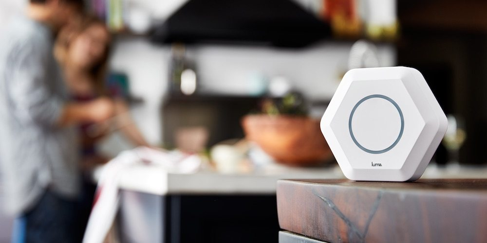 Set Up A Secure, Monitored Wi-Fi Mesh Network in Minutes with Luma Wireless