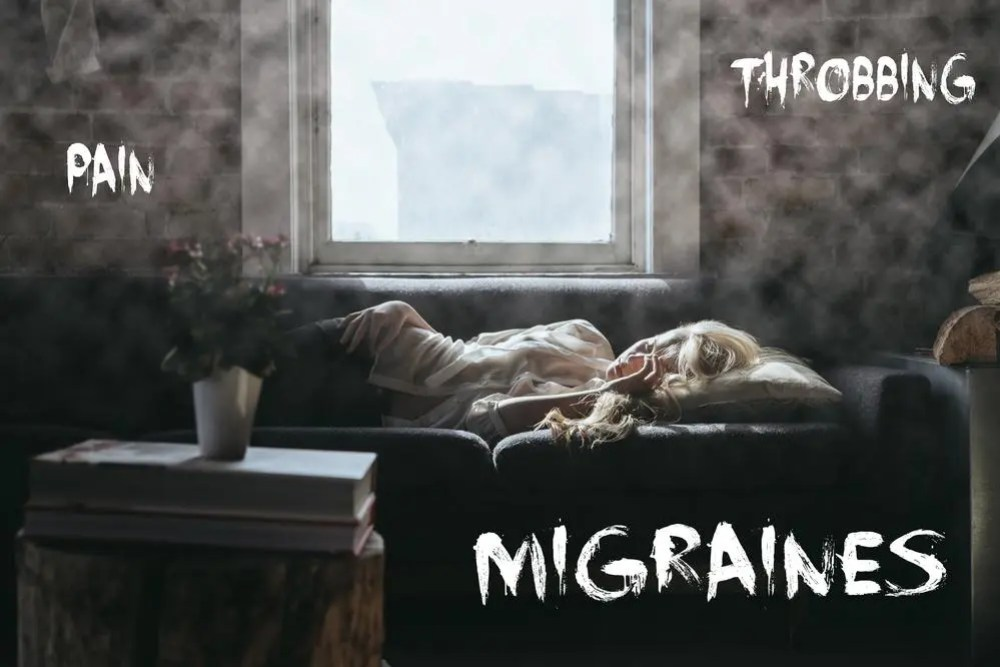 Migraine \ Image Pexels.com, used under Creative Commons license