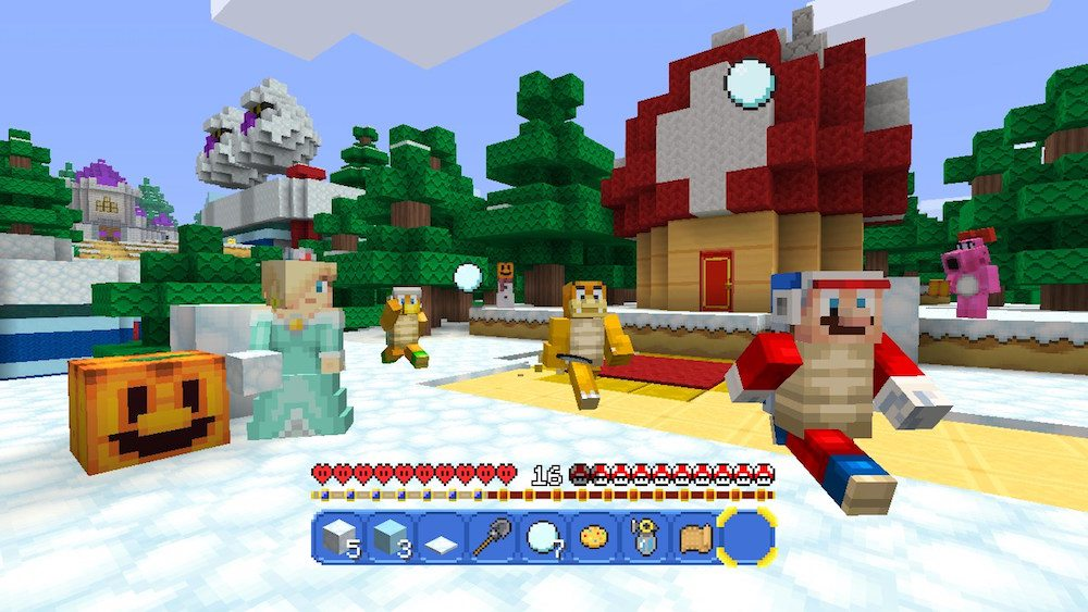 5 Things You Should Know About 'Minecraft: Wii U Edition' - GeekDad