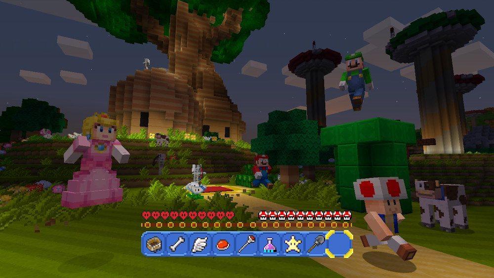 Minecraft: Wii U Edition