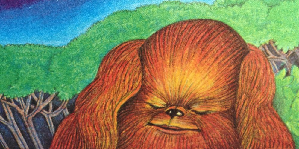'The Wookiee Storybook' Is Totally Bonkers (And You Need to Read It)