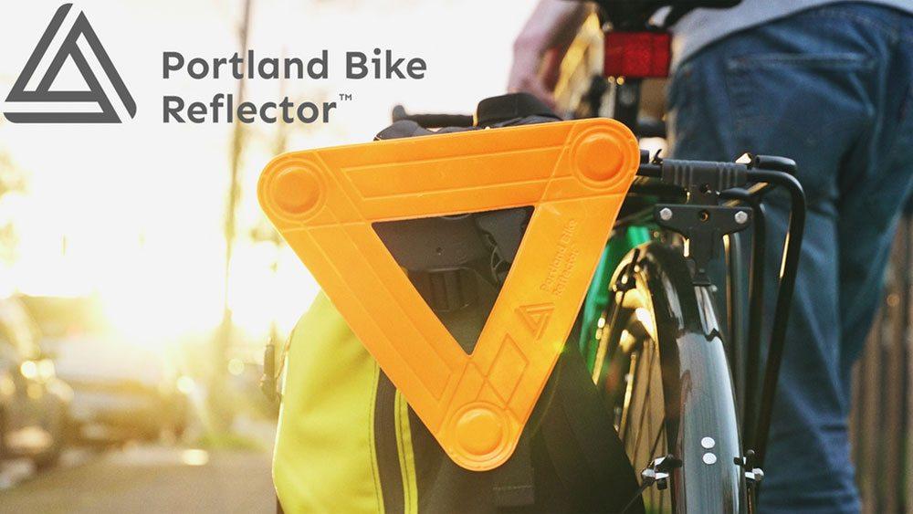 Portland Bike Reflector