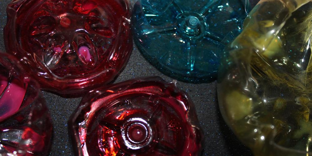 Be the Artist: Dale Chihuly and His Glass Work