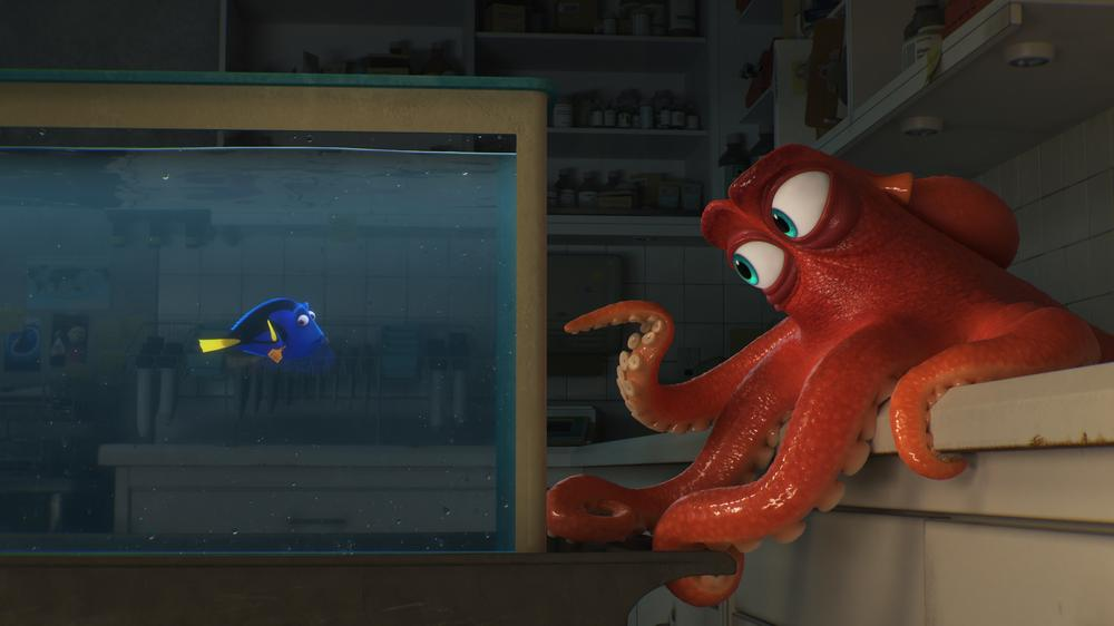 'Finding Dory': A Celebration of Disability, Differences, and Friendship