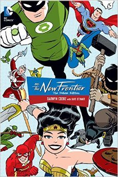 new frontier deluxe edition