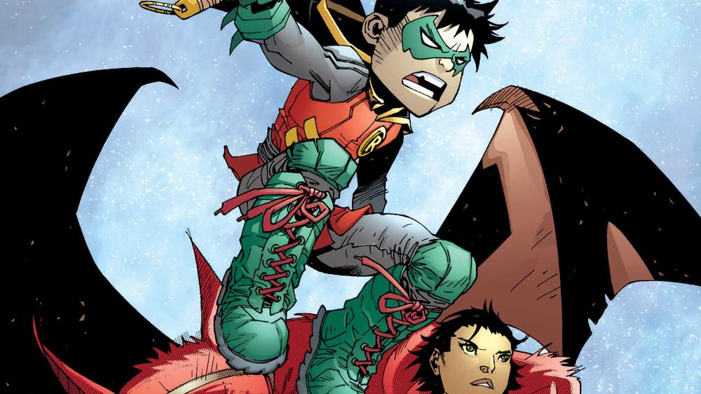 DC This Week – On the Road with Robin and Supergirl