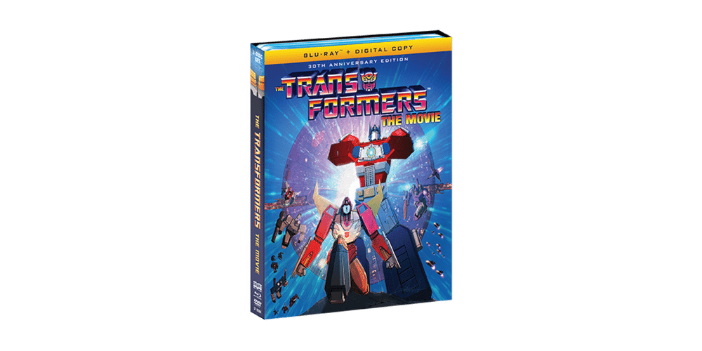 transformers the movie 30th