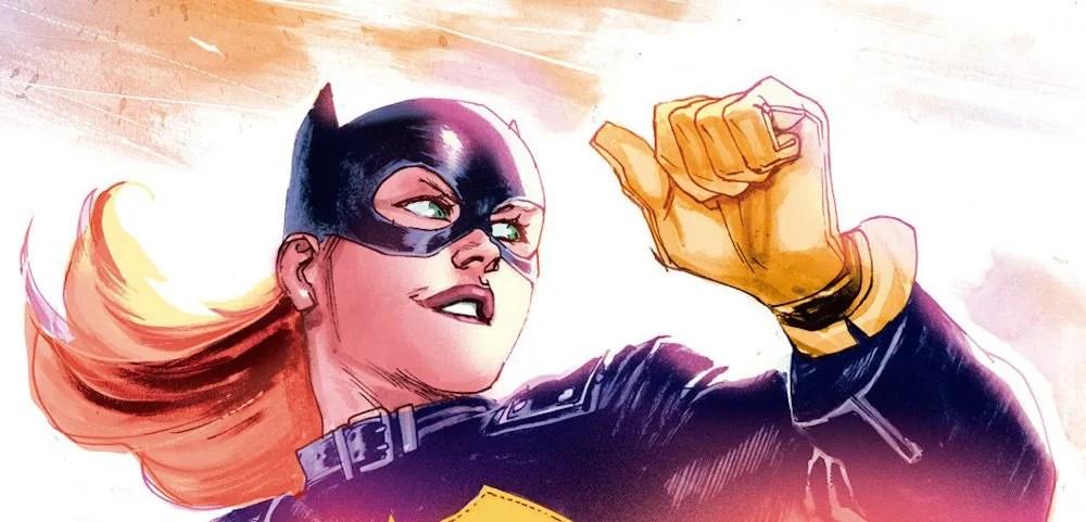 Batgirl #1 cover, courtesy of DC Comics