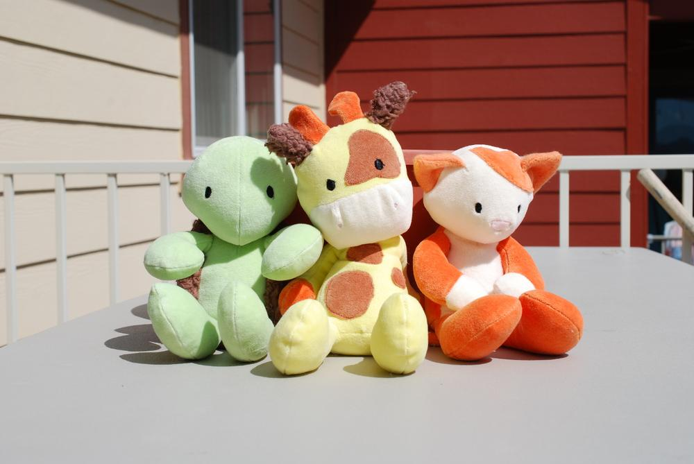 Bears for Humanity: Quality Stuffties That Benefit Others