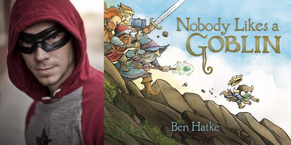Why Doesn't Anybody Like Goblins? A GeekDad Q&A With Ben Hatke