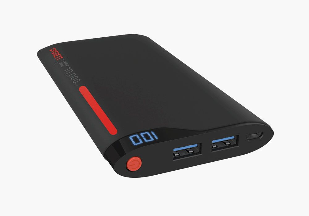 Review: CHARGEUP Digital Portable Power Bank