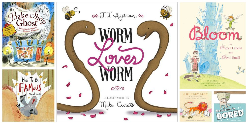 My Favorite Read-Aloud Books Right Now: July 2016