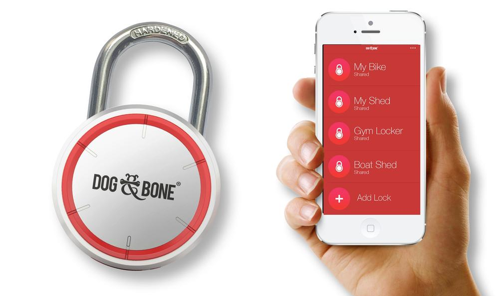 Dog & Bone: LockSmart Bluetooth Padlock Video Review