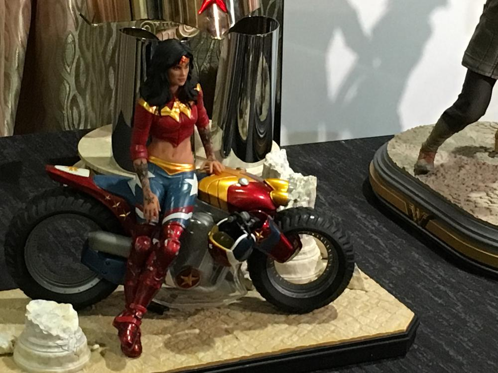 SDCC Day One: Wonder Woman Wednesday