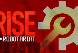 Rise of the Robotariat Logo