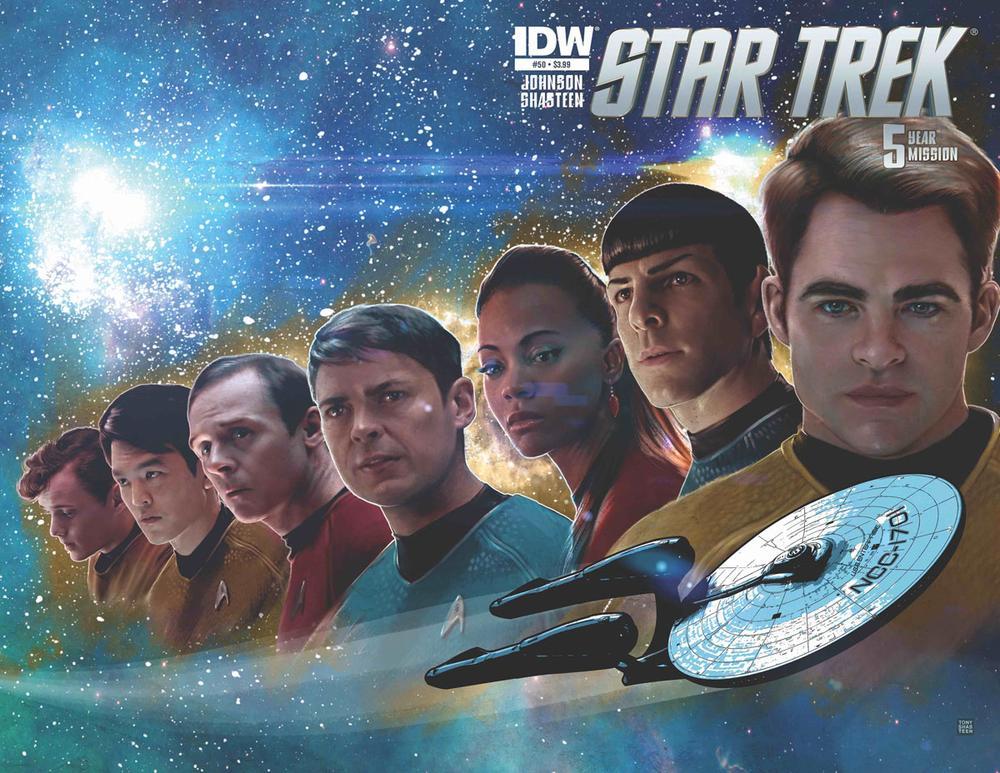 Star Trek IDW