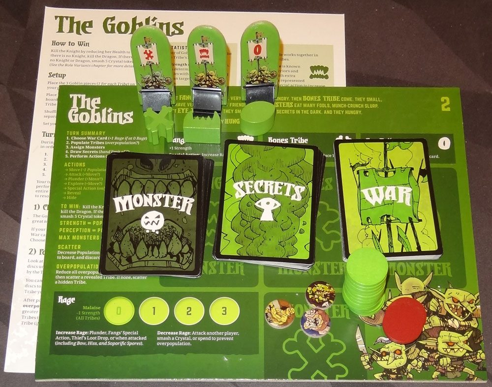 Vast Goblin Components
