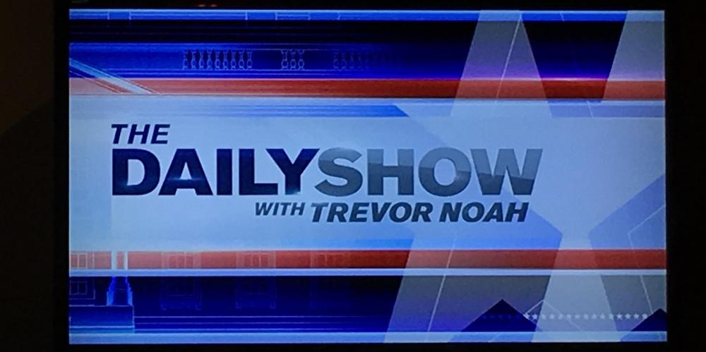 'The Daily Show' in CLE