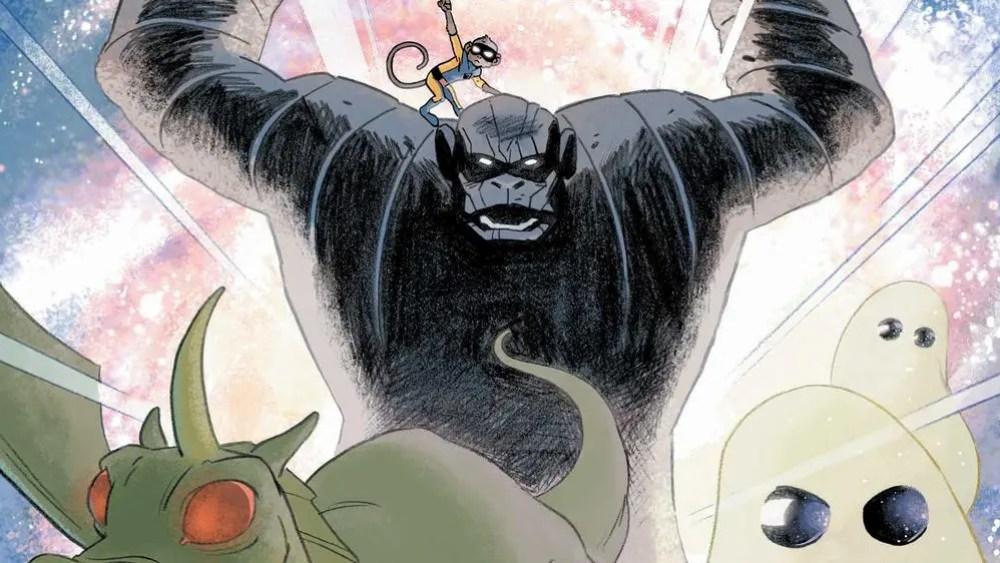 Future Quest #2 cover, image via DC Comics