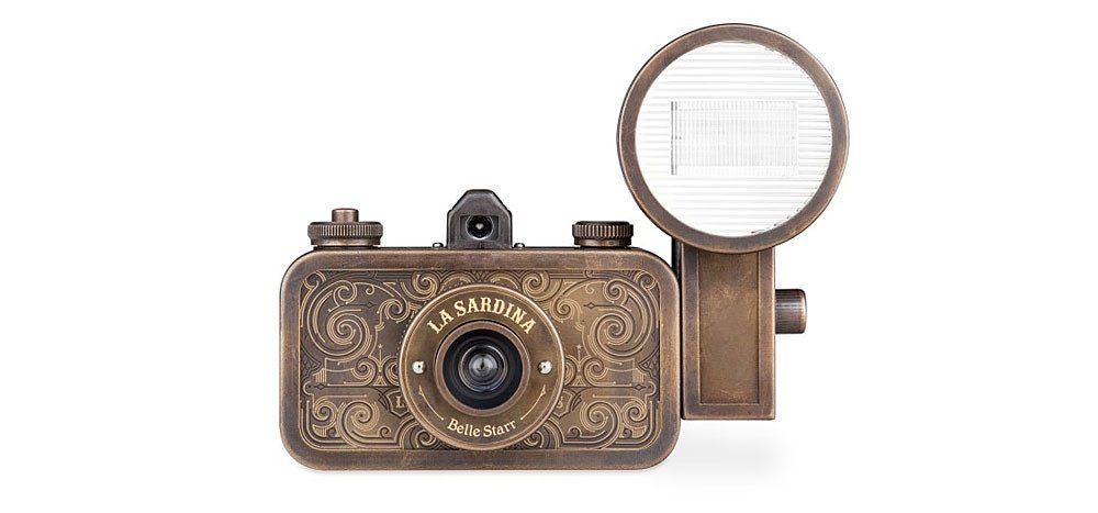 Try ThinkGeek for a Lomography Camera, Plus a Darth Vader Camera Bag
