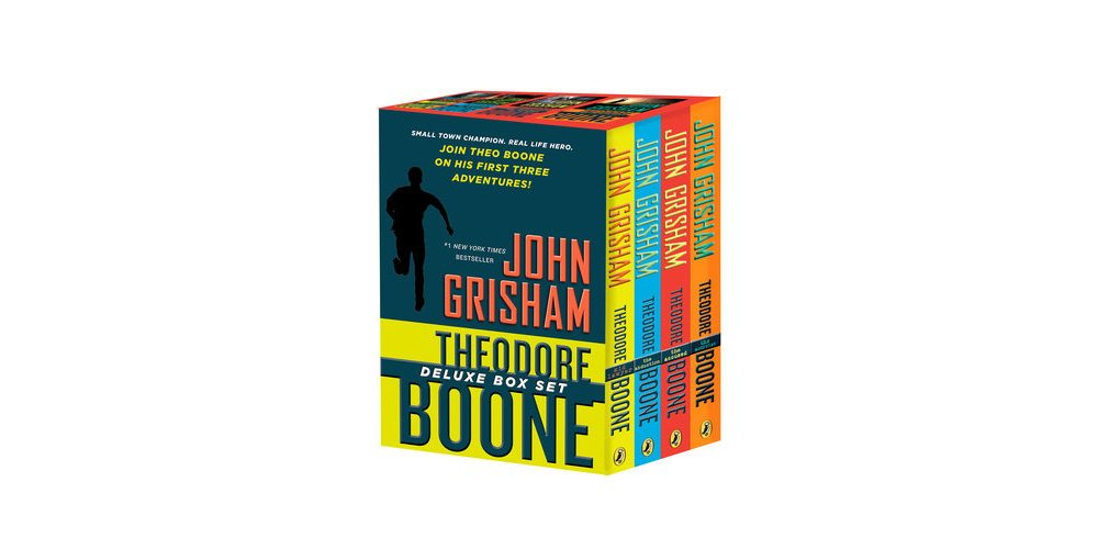 Grisham's 'Theodore Boone' Series: Legal Thrillers for the Younger Audience
