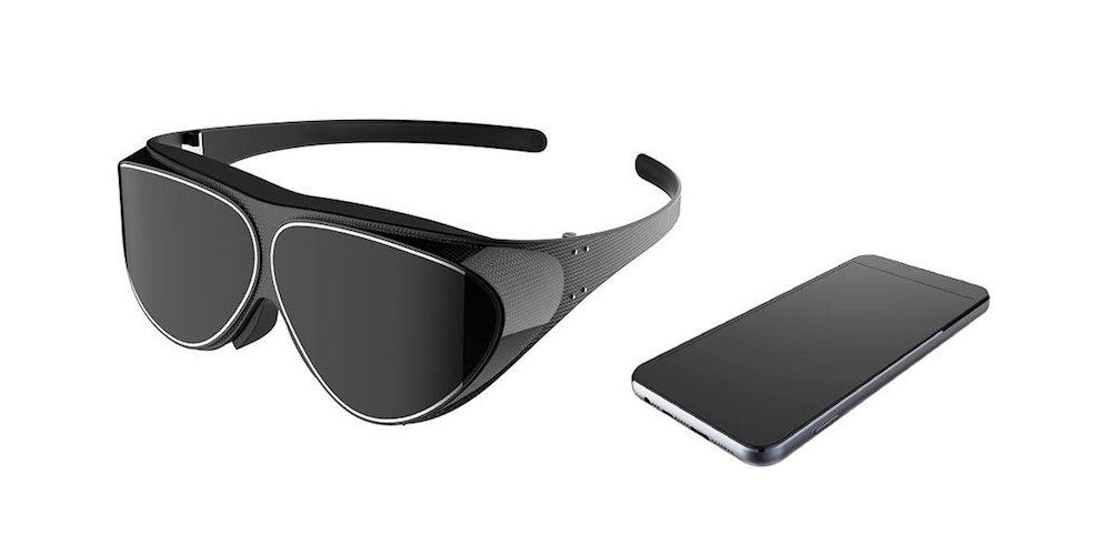 Dlodlo Glass V1 and D1 interface device