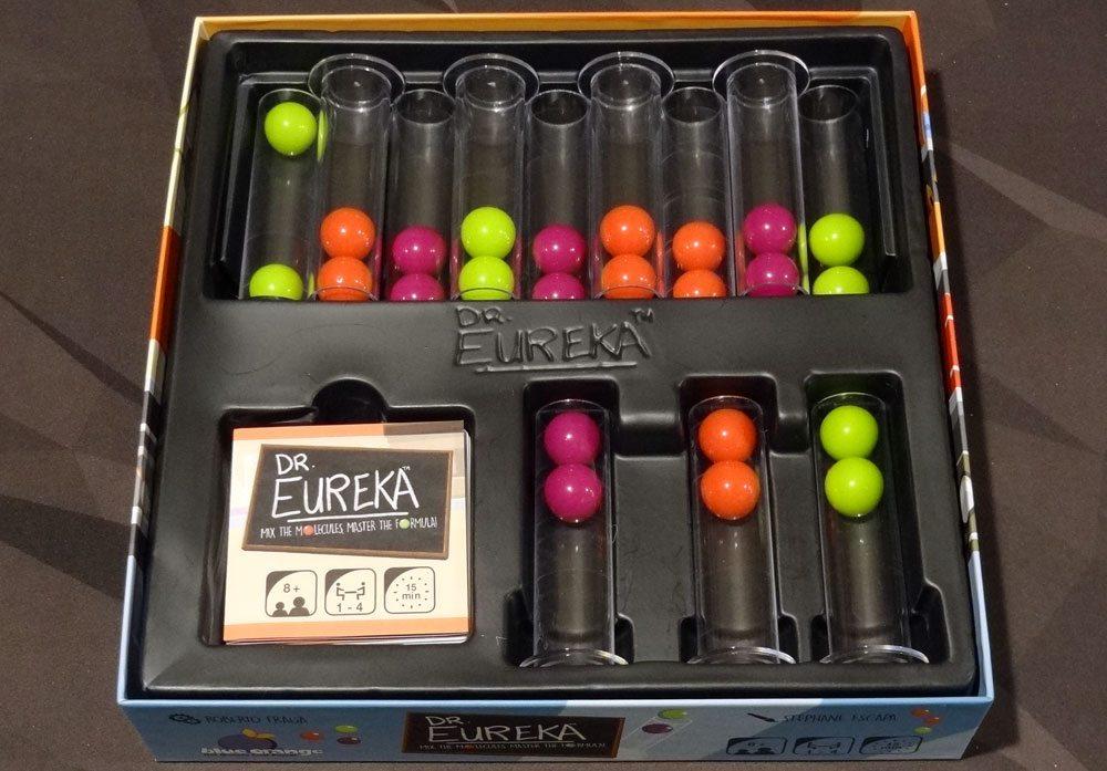 Dr. Eureka Components