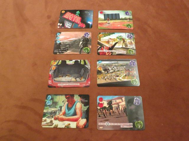 Level 2 Adventure Cards