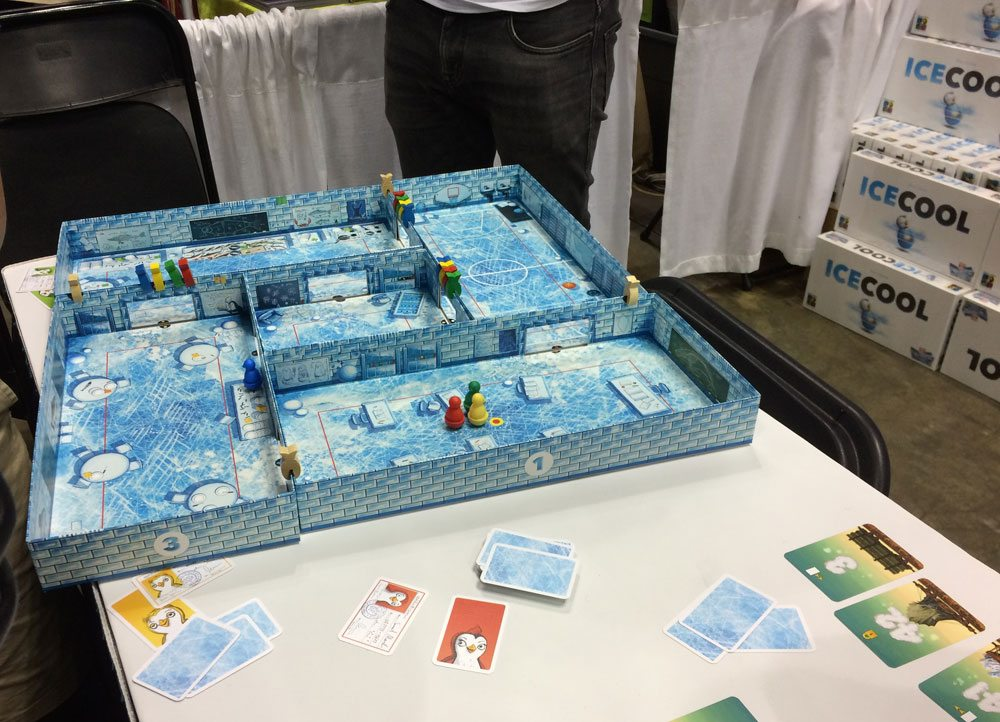 Ice Cool at Gen Con