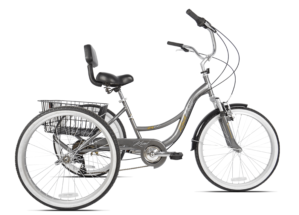 Set Your Inner Child Free With Kent's Adult Trike