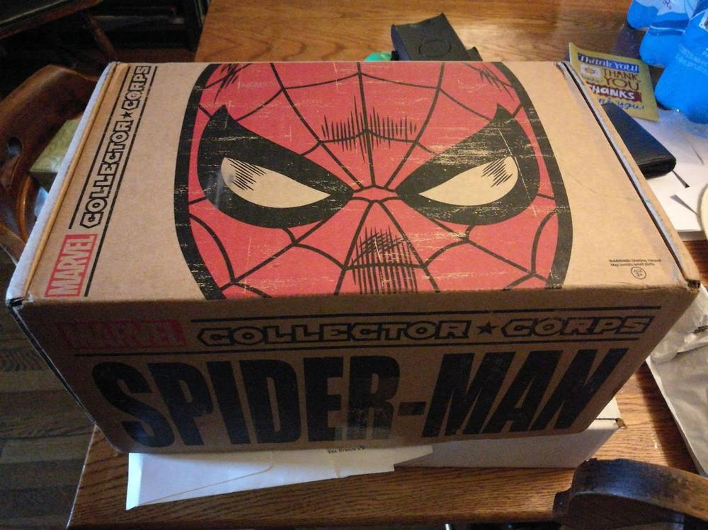 Marvel Collector Corps Spider-Man Edition: Threat or Menace?